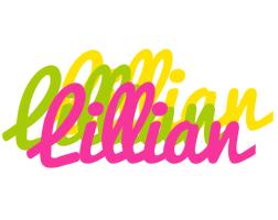 Lillian sweets logo