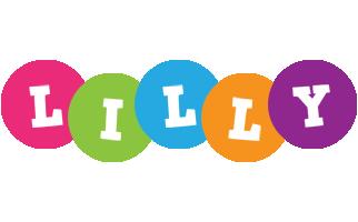 Lilly friends logo