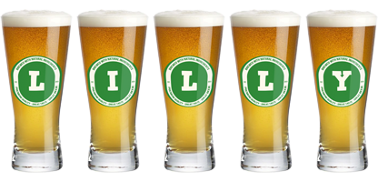 Lilly lager logo
