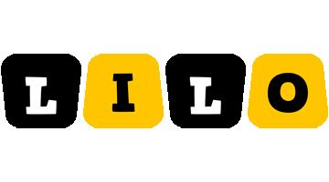 Lilo boots logo