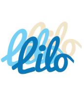 Lilo breeze logo