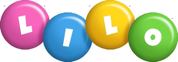 Lilo candy logo