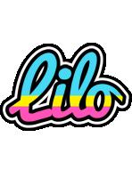 Lilo circus logo