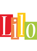 Lilo colors logo