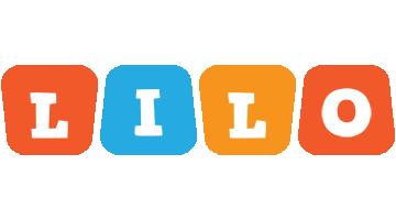 Lilo comics logo