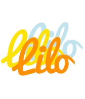 Lilo energy logo