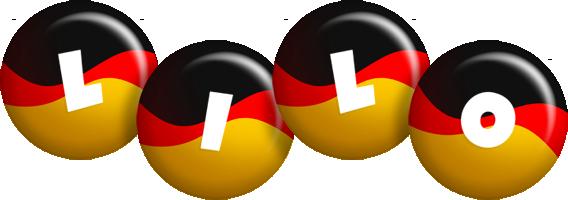 Lilo german logo
