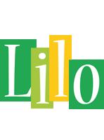 Lilo lemonade logo