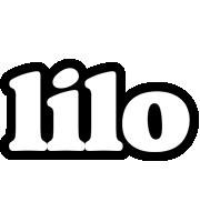 Lilo panda logo