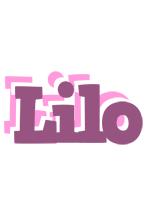 Lilo relaxing logo