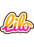 Lilo smoothie logo