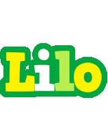 Lilo soccer logo