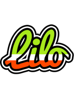 Lilo superfun logo