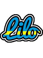 Lilo sweden logo
