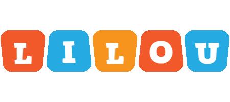Lilou comics logo