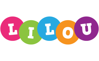 Lilou friends logo