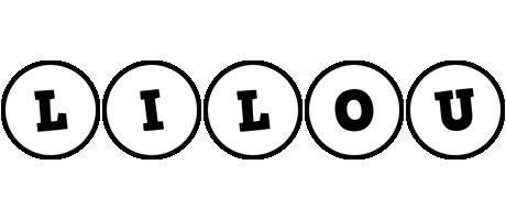 Lilou handy logo