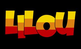 Lilou jungle logo