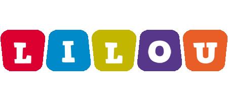 Lilou kiddo logo