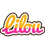 Lilou smoothie logo