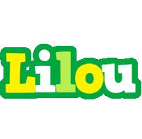 Lilou soccer logo