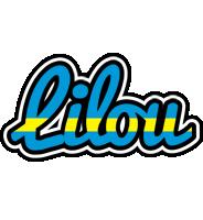 Lilou sweden logo