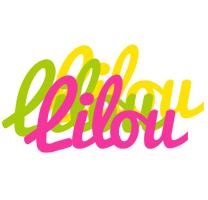 Lilou sweets logo