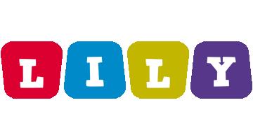 Lily daycare logo
