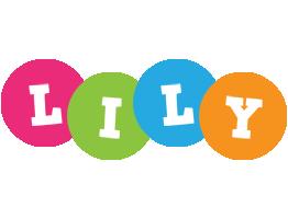 Lily friends logo