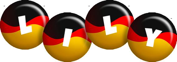 Lily german logo