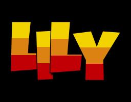 Lily jungle logo