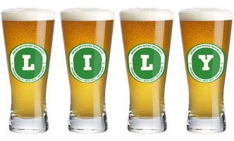 Lily lager logo