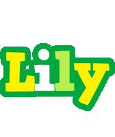 Lily soccer logo
