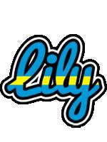 Lily sweden logo