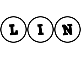 Lin handy logo