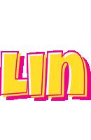 Lin kaboom logo