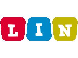 Lin kiddo logo