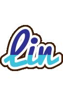 Lin raining logo