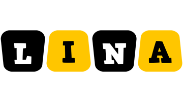 Lina boots logo