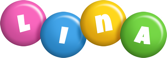 Lina candy logo