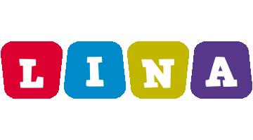 Lina daycare logo