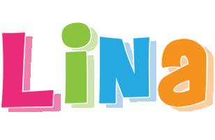 Lina friday logo