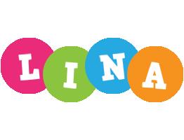 Lina friends logo