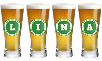 Lina lager logo