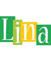 Lina lemonade logo