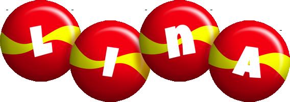 Lina spain logo