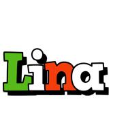 Lina venezia logo