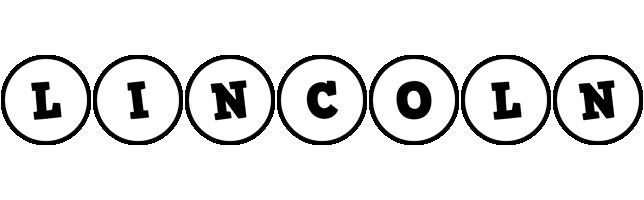 Lincoln handy logo