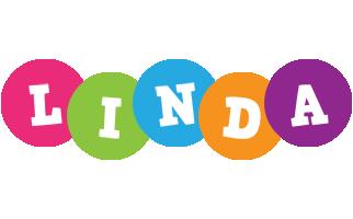 Linda friends logo