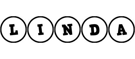 Linda handy logo